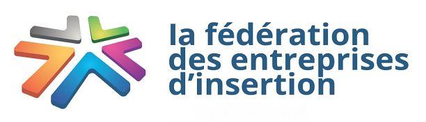 logo la fédération des entreprises d'insertion